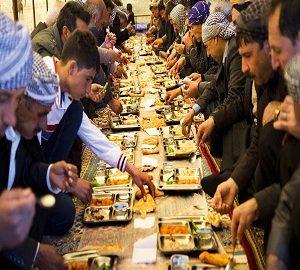 Köylere Düğün Yemeği Yapılır